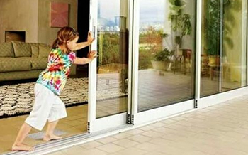 sliding doors repairs Rockbank